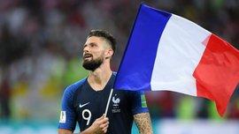ЧМ-2018: Жиру пообещал перед финалом побриться налысо в случае победы Франции на Мундиале