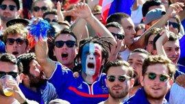 ЧС-2018: вболівальник Франції після перемоги над Хорватією зробив пропозицію своїй дівчині, проте отримав відмову