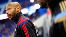 Анри рассматривает сразу три варианта продолжения тренерской карьеры