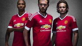 Манчестер Юнайтед представил новую форму на сезон 2018/19