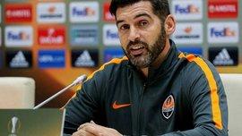 Фонсека: Чемпионат будет тяжелым, Динамо будет сильнее