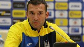 Шевченко: Одразу після матчу з Францією U-19 подзвонив Петракову