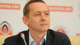 Директор по коммуникациям Шахтера: Футбольная инфраструктура Украины нуждается в около 4 млрд грн госинвестиций в год