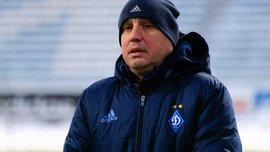 Мороз: В Динамо я уже не теоретик, я тренер полей и огородов