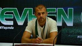 Опанасенко: Хочу помочь Коньяспору вернуться в еврокубки