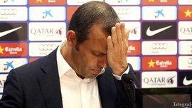 Росель: Мене посадили в тюрму, бо я був президентом Барселони