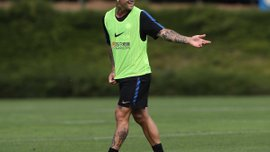Наингголан травмировался в дебютном матче за Интер