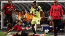 Манчестер Юнайтед сыграл вничью с Америкой в спарринге – видео голов и обзор матча