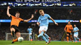 Зинченко поделился мыслями о своем будущем в Манчестер Сити
