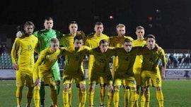 Молодежная сборная Украины сыграет два матча в Запорожье в рамках отбора к Евро-2019