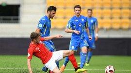 Украина U-19 – Англия U-19 – 1:1 – видео голов и обзор матча