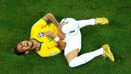 Неймар ответил на критику в его адрес из-за многочисленных падений на футбольном поле