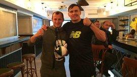 Усик – Гассиев: Зозуля призвал поддержать украинского боксера