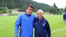 Вукоевич поздравил Динамо с победой в Суперкубке Украины