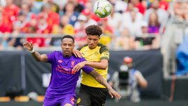 Международный Кубок чемпионов: Боруссия добыла волевую победу над Ливерпулем
