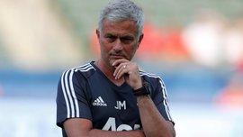 Моуринью считает, что Манчестер Юнайтед еще не стал командой