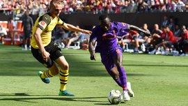 Ливерпуль – Боруссия Дортмунд – 1:3 – видео голов и обзор матча