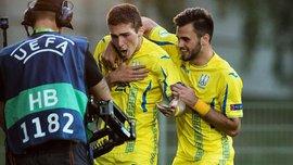 Євро-2018 U-19: Україна перемогла Туреччину – півфінал і путівку на Чемпіонат світу приносить зв'язка Динамо