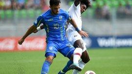 Україна U-19 – Португалія U-19 – 0:5 – відео голів