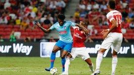 Атлетико – Арсенал 1:1 (пен. 3:1) – видео голов и обзор матча