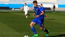 Защитник сборной Украины U-19 Миколенко: Очень рады выходу в полуфинал Евро-2018