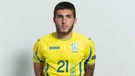 Игрок Украины U-19 Цитаишвили: Не хочется терять шанс сыграть в финале чемпионата Европы