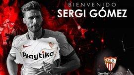 Серхі Гомес став гравцем Севільї