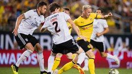 Международный кубок чемпионов: Боруссия Д уступила Бенфике в серии пенальти