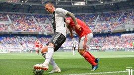 Бенфика – Ювентус – 1:1 (пен. 2:4) – видео голов и обзор матча