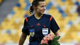 Монзуль и Стрелецкая будут судить матчи женского ЧМ-2018 WU-20