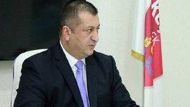 Президент Кешли: Шкодую, що продовжив контракт  з Максимовим, треба було звільнити його раніше
