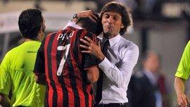 Пато ждет возвращения в Милан