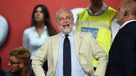 Де Лаурентис: Ди Мария и Балотелли не интересуют Наполи