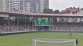 В матче Второй лиги Нива Т – Буковина игроки и арбитры спасли жизнь футболисту гостей Кузиву