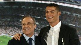 Миятович: Роналду покинул Реал-за сложных отношений с Пересом