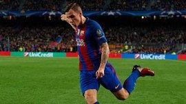 Барселона оголосила, що Дінь отримав дозвіл на відхід з клубу