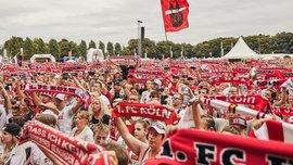 Клуб второй Бундеслиги собрал 50 тысяч болельщиков на презентации новичков