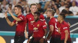 Міжнародний кубок чемпіонів: Реал у дебютному матчі Луніна поступився Манчестер Юнайтед