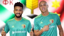 Ворскла підписала двох бразильців