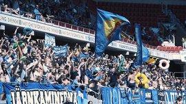 Юргорден привезе в Одесу 1200 фанатів на матч проти Маріуполя