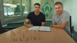 Вердер подписал греческого голкипера Капино