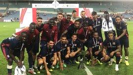 Бенфіка – Ліон – 2:3 – відео голів та огляд матчу