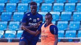 Мариуполь – Юргорден: Баджи забил шикарный гол пяткой