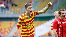 Лига Европы: Романчук оформил дубль за Ягеллонию в феерической ничье 4:4