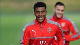 Івобі продовжив контракт з Арсеналом