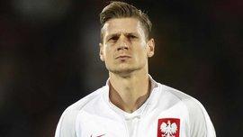 Піщек оголосив про завершення кар'єри у збірній Польщі
