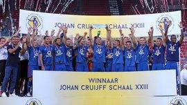 Фейеноорд в серии пенальти победил ПСВ и выиграл Суперкубок Нидерландов