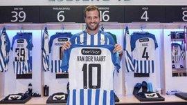 Ван дер Ваарт підписав контракт з Есб'єргом