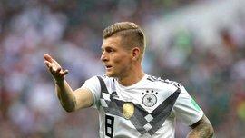 Кроос визнаний найкращим футболістом року  в Німеччині