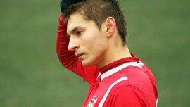 Вторая лига: игрок Горняка забил фантастический гол с центра поля